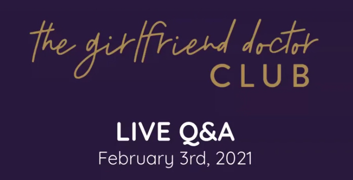 TGFD Clubhouse Live Q&A #3