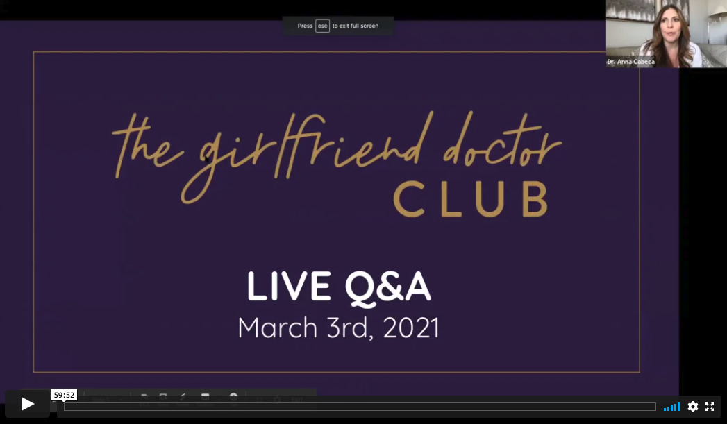 TGFD Clubhouse Live Q&A #5