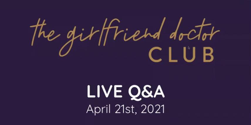 TGFD Club Live Q&A #8