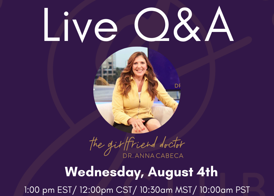 TGFD Club Live Q&A #15