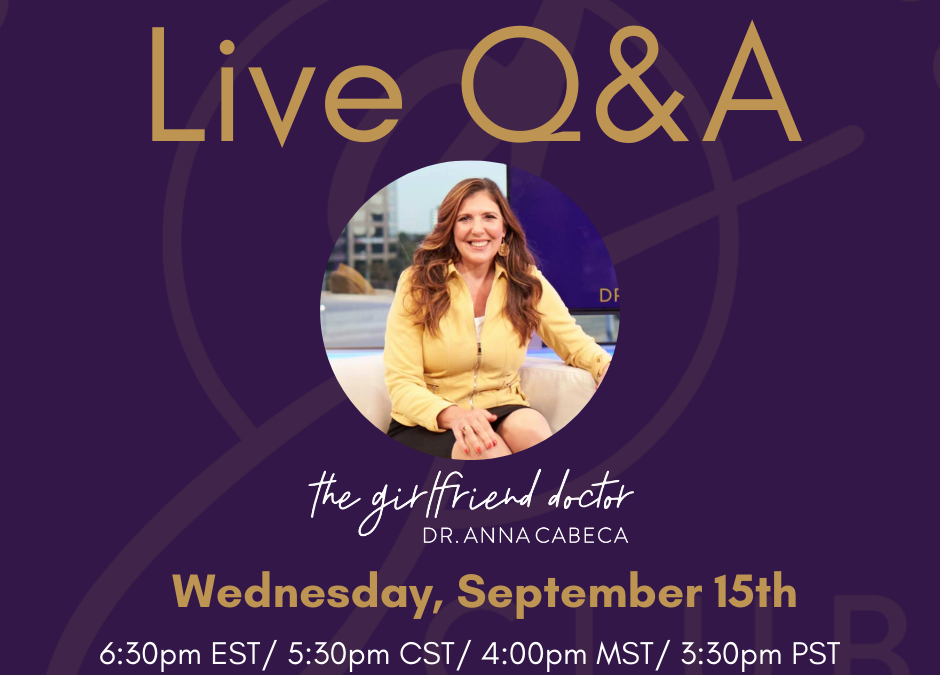 TGFD Club Live Q&A #18